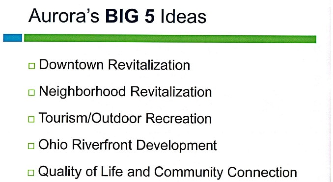 Comp Plan Big 5 Ideas