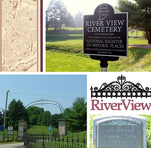 River View Cemetery.