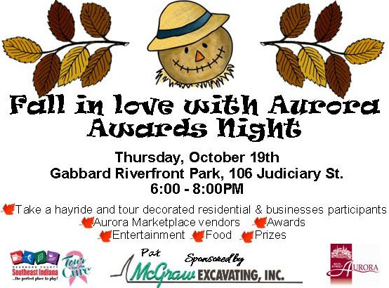 Fall in Love with Aurora Awards 2017.