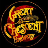 Great Crescent Brewery logo.