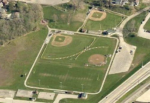 Taylor Ball Fields.