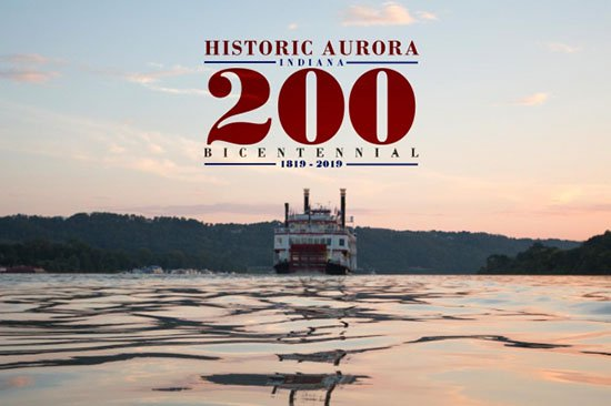Riverboat on the Ohio River